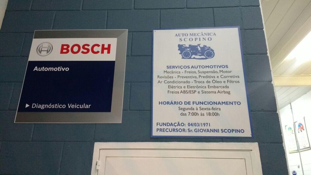 <b>Módulo Diagnóstico Bosch</b>