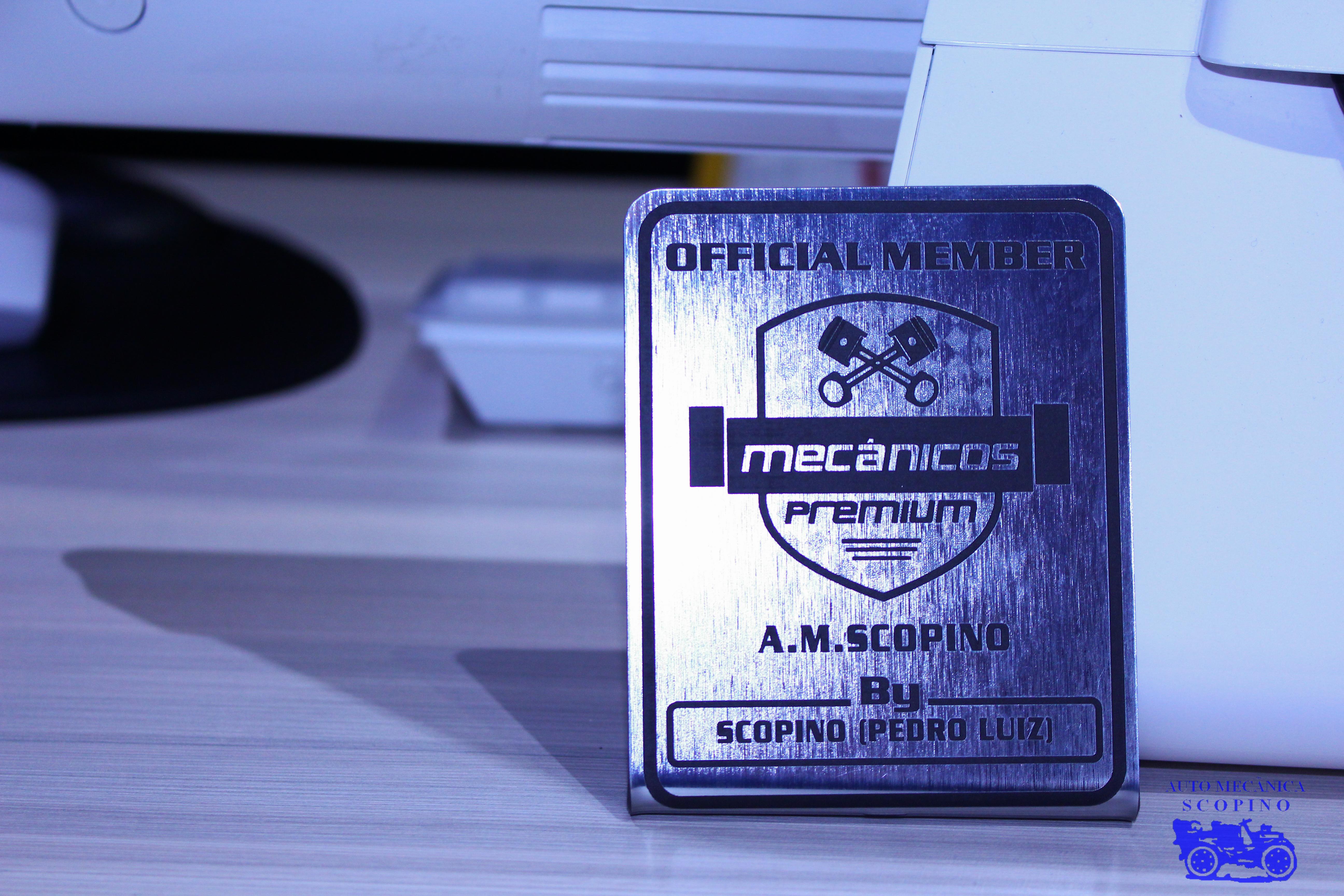 Selo<b> Mecânicos</b> Premium